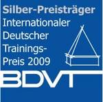 Das Deutsche Institut für Marketing gewinnt den Internationalen Deutschen Trainingspreis 2009 in Silber