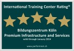 "Das Deutsche Institut für Marketing erhält im International Training Center Rating® ""5 Sterne"""